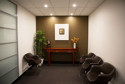 Clinic - Waiting area